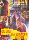 Horror Castle - German 1 sheet poster