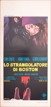Boston Strangler, the - Locandina