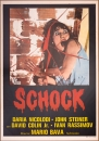 Beyond the Door II / Shock - Spanish 1 sheet poster
