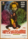 All the Colors of the Dark - Spanish poster