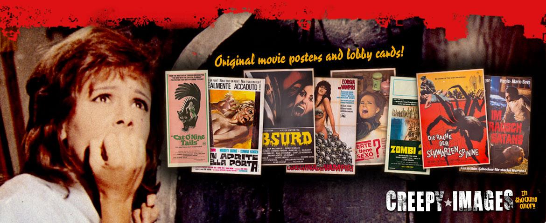 original movie posters and lobby cards
